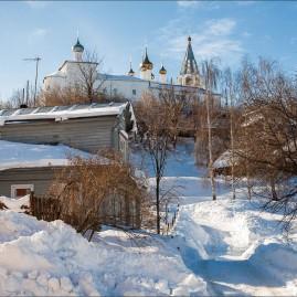 Гороховец — древний город России