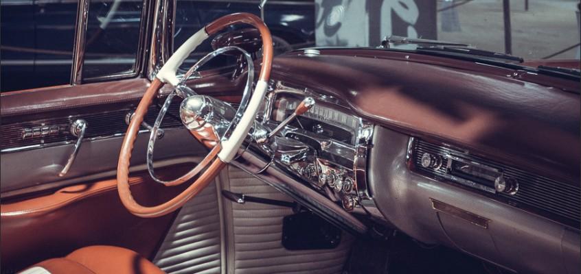 Muscle Car Show в Санкт-Петербурге