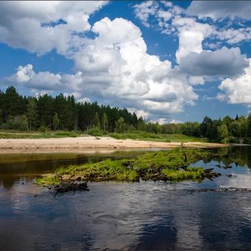 Пейзажная фотосъемка