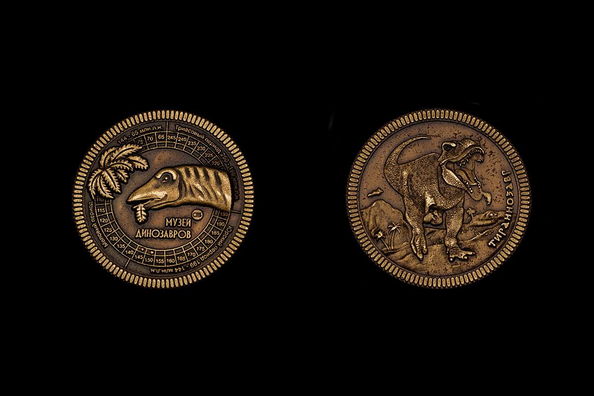 Фотосъемка монет