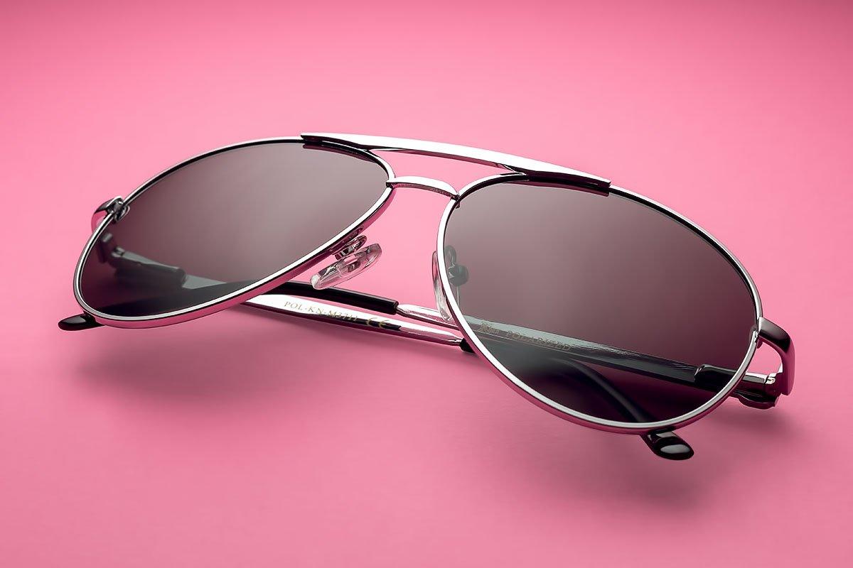Предметная съемка солнцезащитных очков
