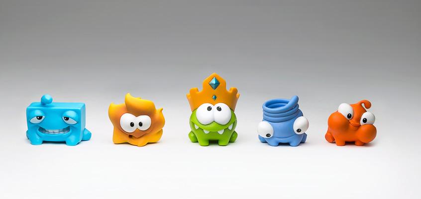 Фотосъемка игрушек
